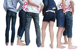 Geniestreich Jeans 1