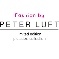 Fashion by Peter Luft - plus size collection